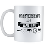 Different is Beautiful - Mug