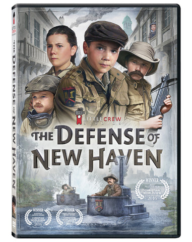 The Defense of New Haven DVD Movie, 2 PACK