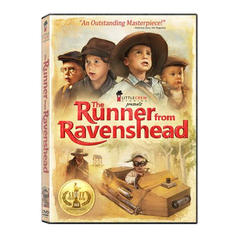The Runner from Ravenshead DVD Movie, 3 PACK