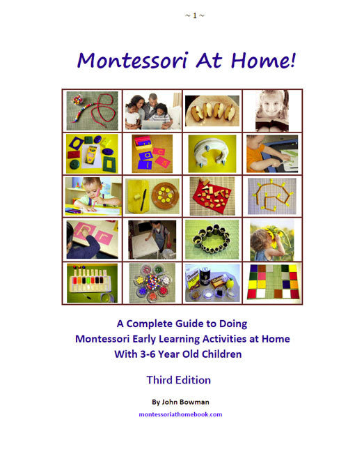 At download ebook montessori home free