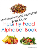 Healthy Food Alphabet Connect-the-Dots Pack
