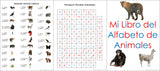 Spanish Animal Alphabet Do-a-Dot Pack - Other Pages
