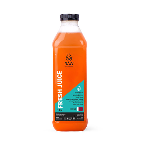 1L. Carrot Juice - Raw ME