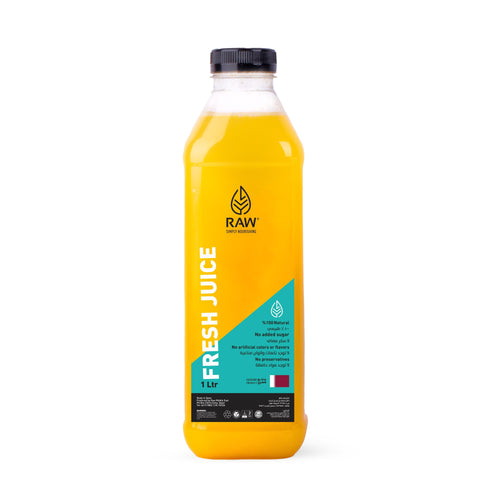 1L. Mango Juice - Raw ME