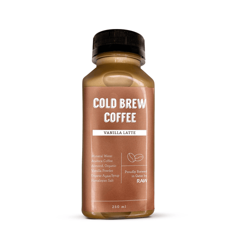 Cold Brew Vanilla (4 pack)