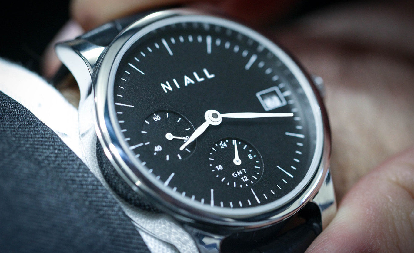 INTRODUCING THE NIALL GMT