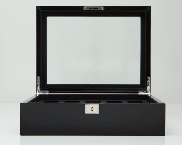 Savoy 10x Watch Box (Matte Black)
