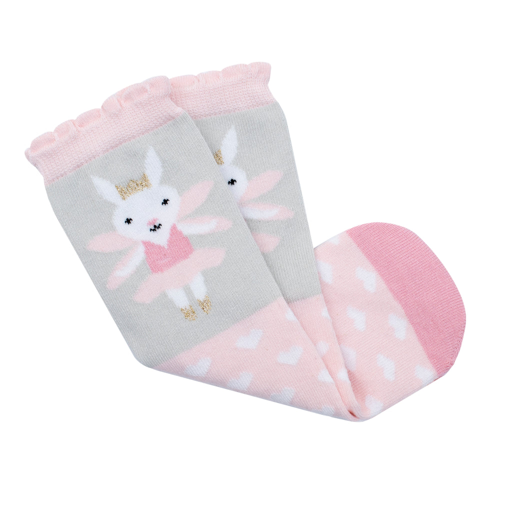 Ballet Bunny Midi Sock - Awaiting New Stock