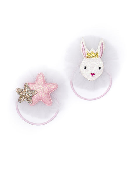 Ballet Rabbit Hair Elastic Pack