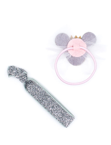Princess Mouse Hair Elastic Pack