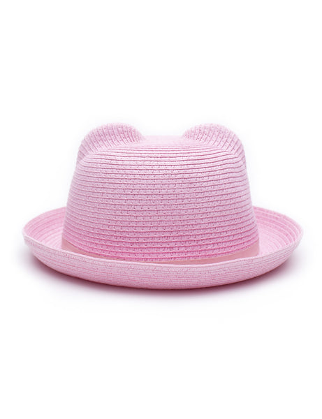 Pink Holiday Hat