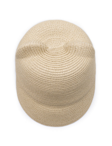 Natural Capri Hat