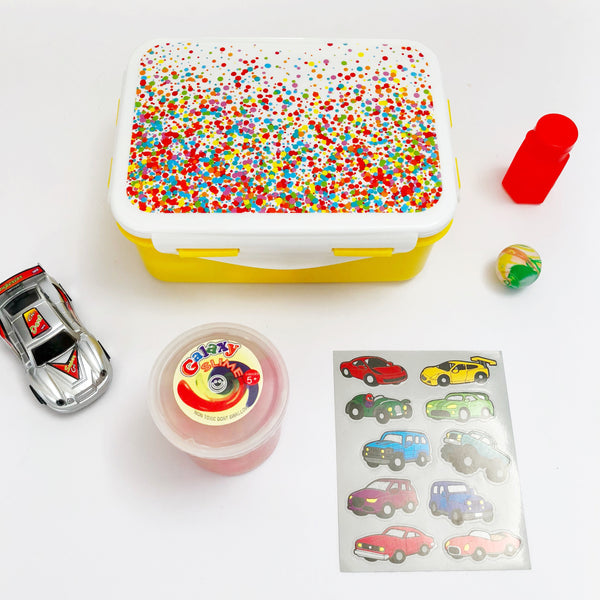 Sprinkle and Move Box - Premium