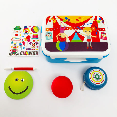 Clowning Around Box - Premium