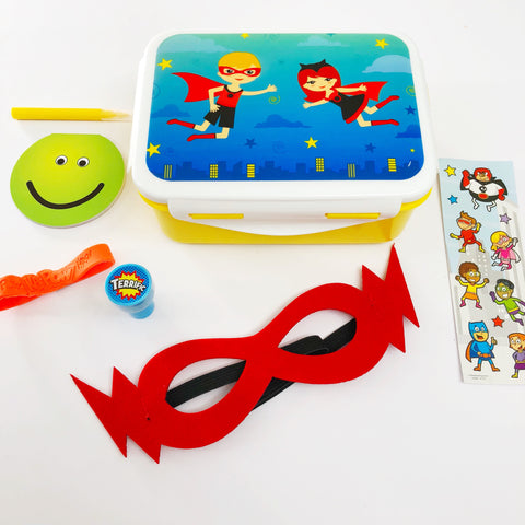 Caped Crusaders Box  - Premium