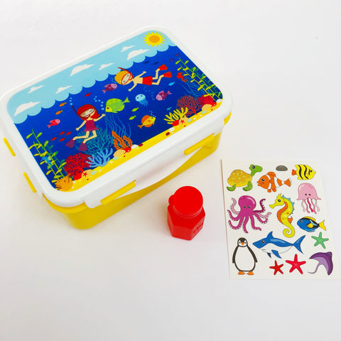 Make a Splash Box - Classic