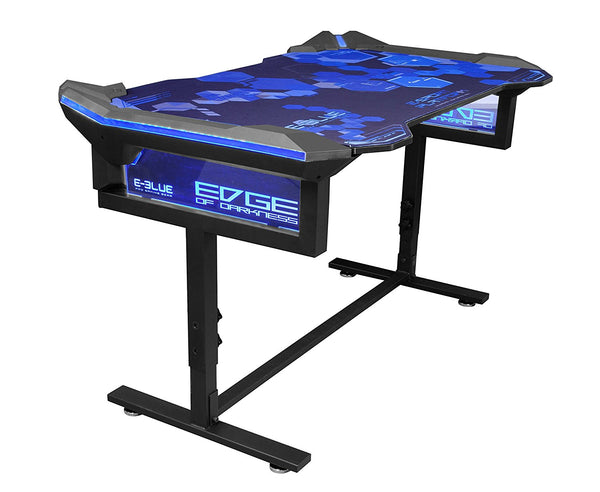 E-Blue RGB Gaming Desk EGT004 (1.35M) - E-Blue Gaming