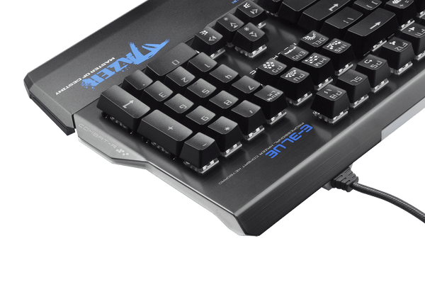 MAZER METAL MECHANICAL KEYBOARD - E-Blue Gaming
