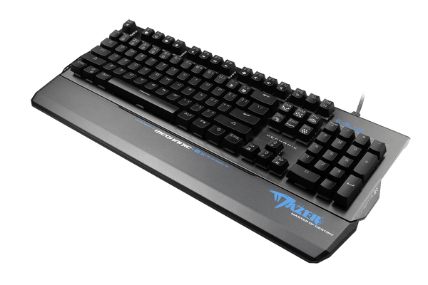 MAZER METAL MECHANICAL KEYBOARD - E-Blue Gaming USA