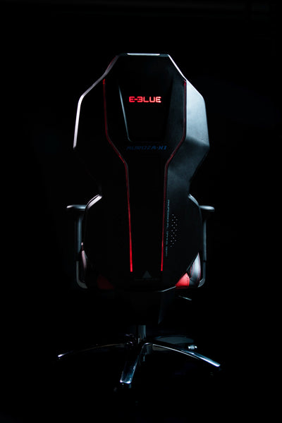 AUROZA XI GLOW PC GAMING CHAIR - E-Blue Gaming USA