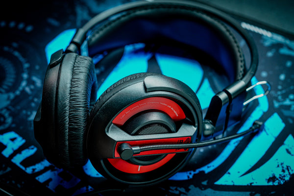 COBRA-ERGO GAMING HEADSET - E-Blue Gaming USA