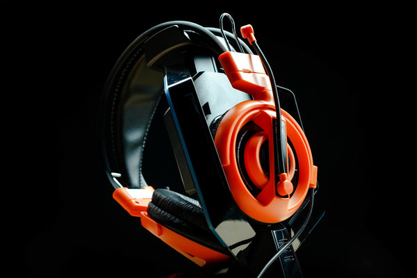 COBRA-ERGO GAMING HEADSET - E-Blue Gaming