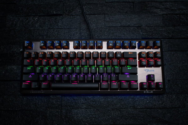 MAZER FPS COMPACT MECHANICAL KEYBOARD - E-Blue Gaming