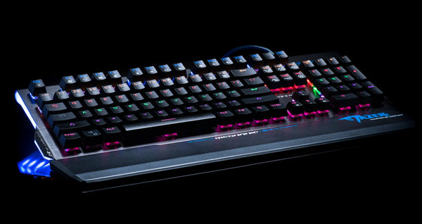MAZER METAL RGB MECHANICAL KEYBOARD