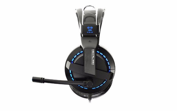 COBRA-X ADVANCE LIGHTING GAMING HEADSET - E-Blue Gaming USA