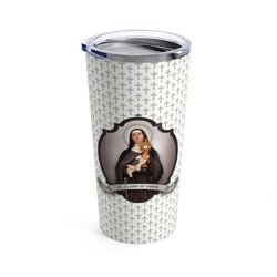St. Clare of Assisi Tumbler 20 oz.