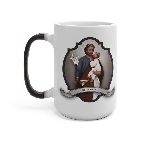 St. Joseph Transitional Mug