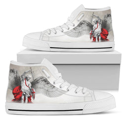 St. Michael the Archangel Women's High Top Shoes