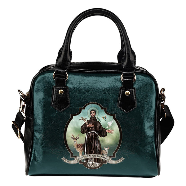 St. Francis of Assisi Handbag