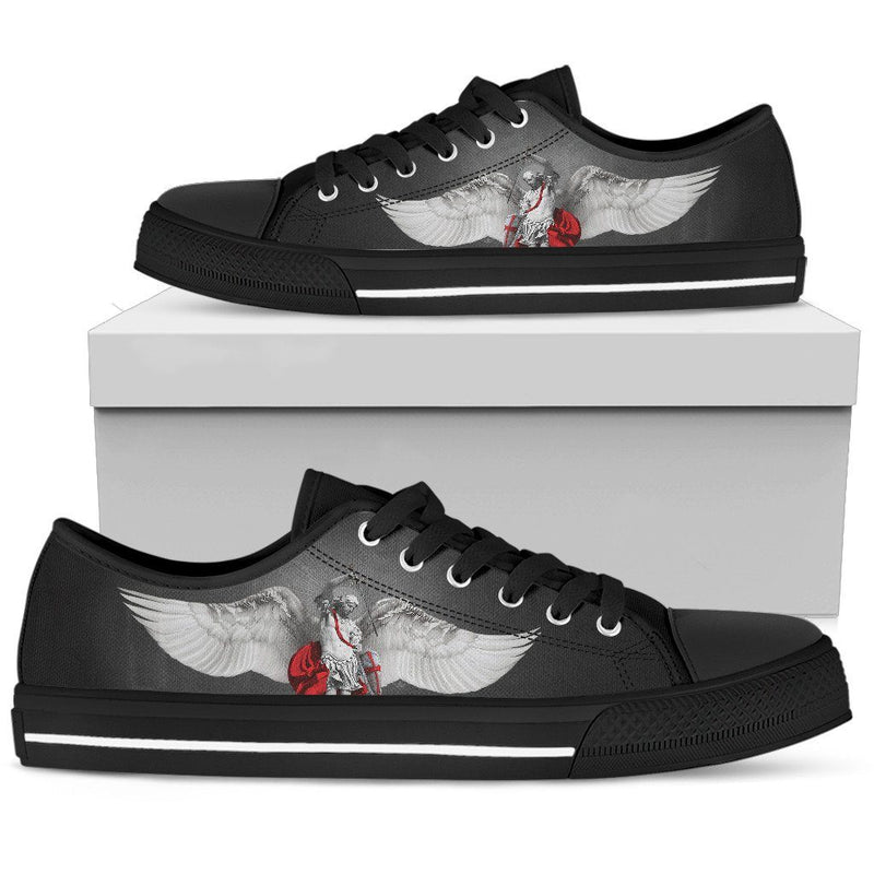 St. Michael the Archangel Women's Low Top Shoes