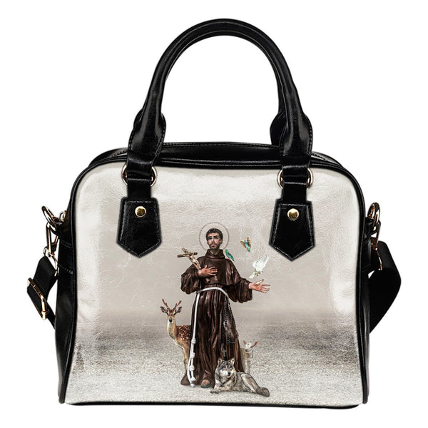 St. Francis of Assisi Handbag II