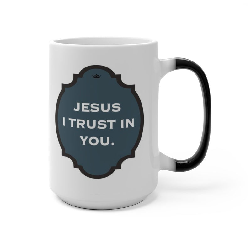 Divine Mercy Transitional Mug