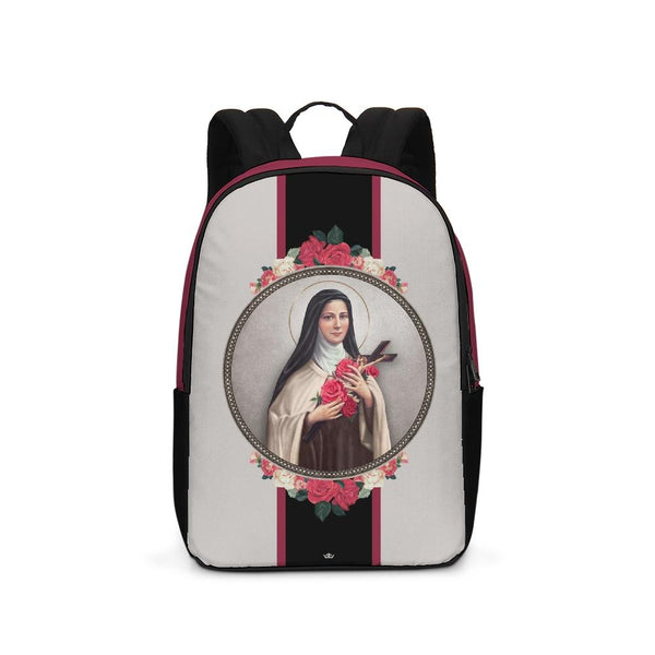 St. Therese of Lisieux Large Backpack