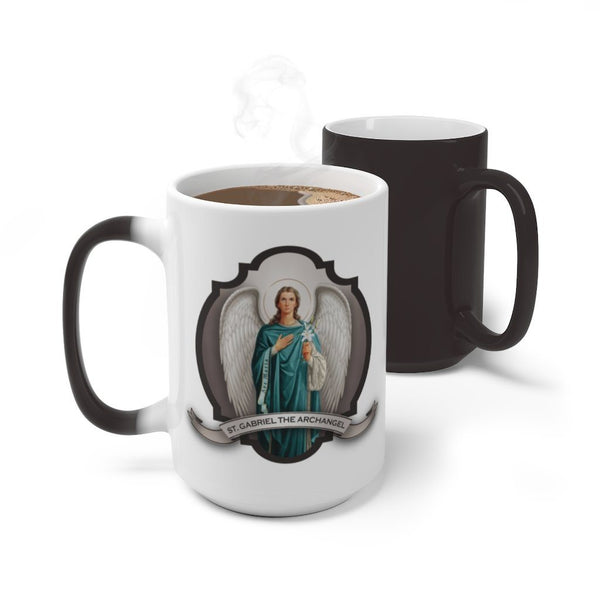 St. Gabriel the Archangel Transitional Mug
