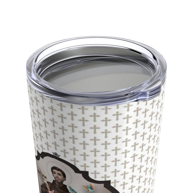 St. Francis of Assisi Tumbler 20 oz.