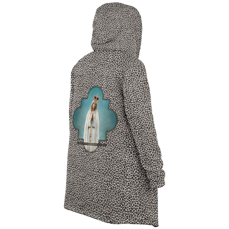 Our Lady of Fatima Cloak (Leopard)