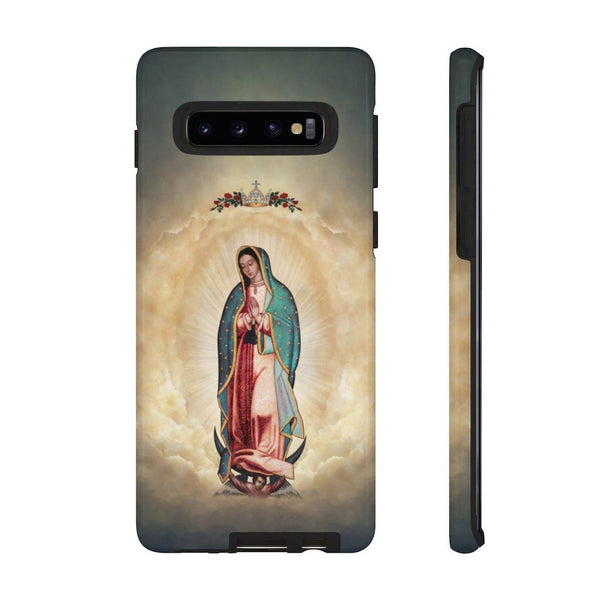 Our Lady of Guadalupe Hard Phone Case
