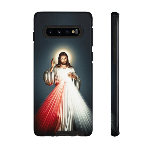 Divine Mercy Hard Phone Case
