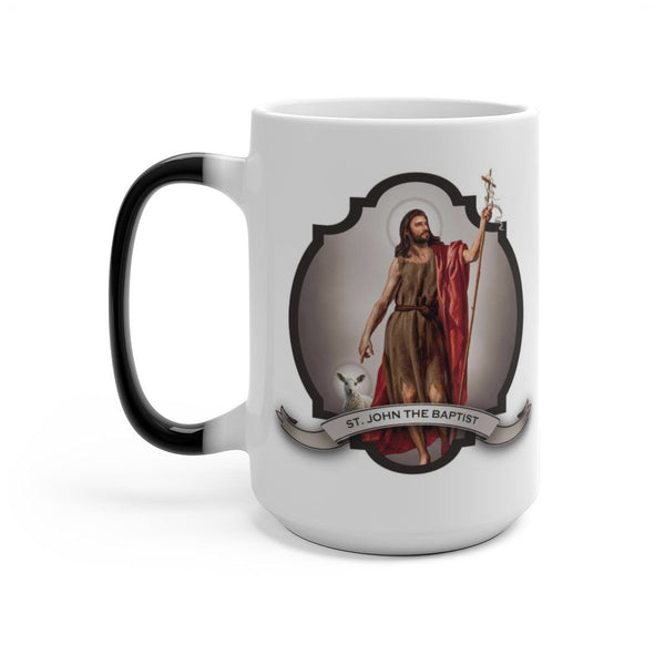 St. John the Baptist Transitional Mug
