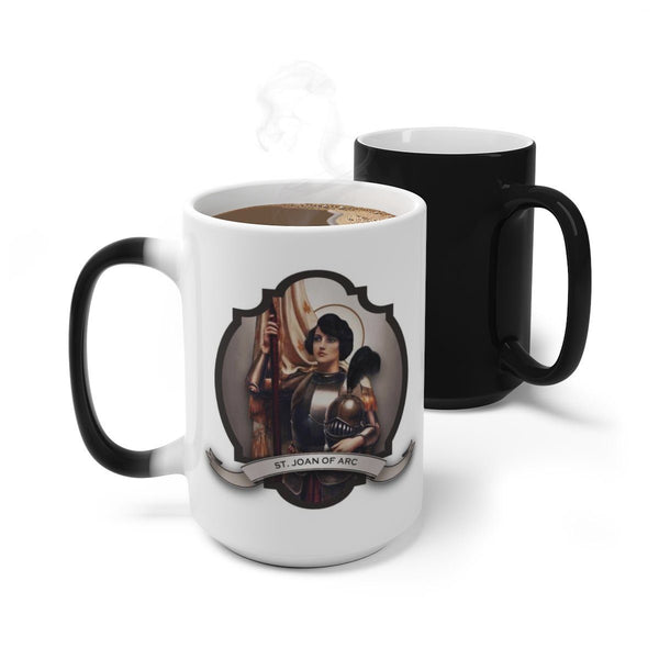 St. Joan of Arc Transitional Mug