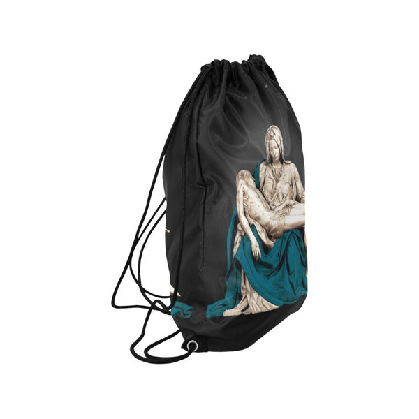 The Pieta Drawstring Bag
