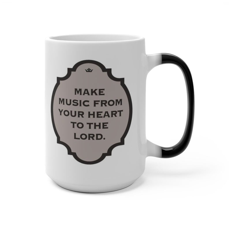 St. Cecilia Transitional Mug