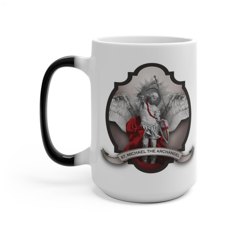 St. Michael the Archangel Transitional Mug