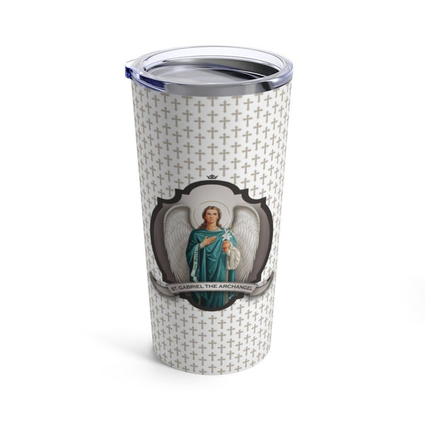 St. Gabriel the Archangel Tumbler 20 oz.