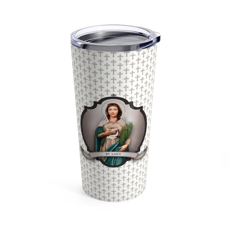 St. Lucy Tumbler 20 oz.