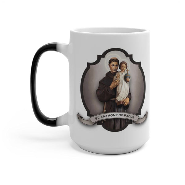 St. Anthony of Padua Transitional Mug